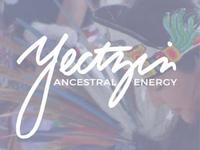 Typographic Logo | Yectzin Ancestral Energy
