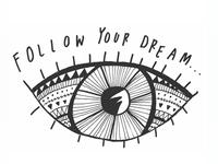 Follow Your Dream | Illustration