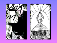 The Abstract Tarot: The Fool