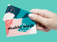 Wealthy Witch | Branding // Biz Card