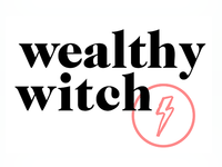 Wealthy Witch | Secondary Logo