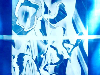 Cyanotype Print   OK