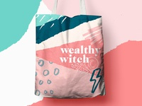 Wealthy Witch | Tote Bag
