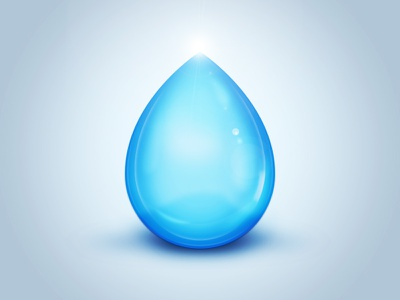 Waterdrop waterdrop icon danny blue ui
