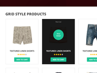 Woocommerce Product Grid Style