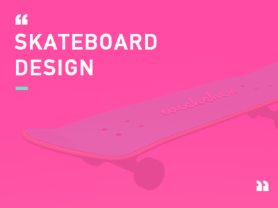 Skateboard animation