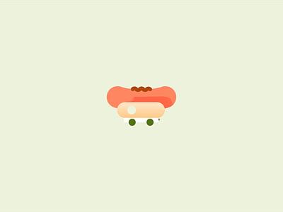 Hotdog truck festival love food truck hotdog illustrator illustration vector art