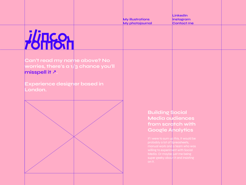 Portfolio style exploration guidelines typography experience design wireframe portfolio design portfolio