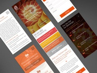 Bright Leadership website responsive design