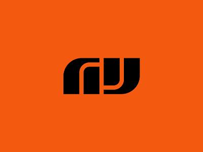 NY Monogram ny typography design logotype geometric monogram branding minimal symbol icon logo