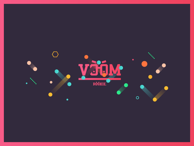 Vlive Rookie Project banner channel voom rookie vlive