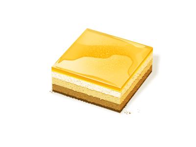 Mini cake dribbble2