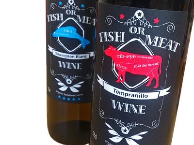 Design wine labels
