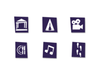 Overuit Icons / buttons