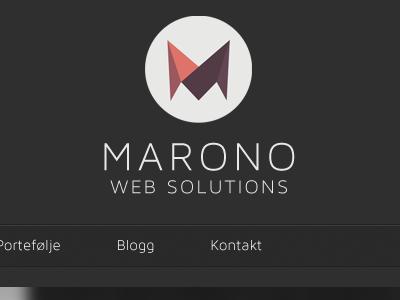 Marono neue