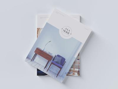 A la Mode Printed Lookbook