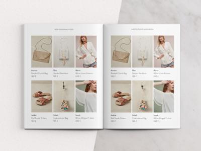 Arrosø Lookbook Product Page