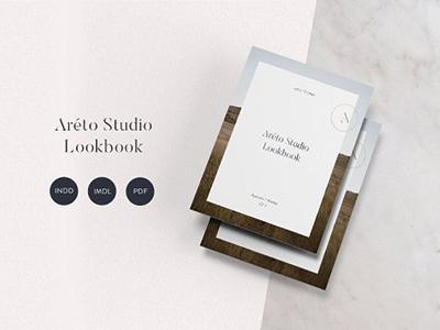 Arrosø Lookbook Cover Page