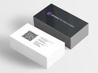 Skymax Technologies Ltd - Business Card