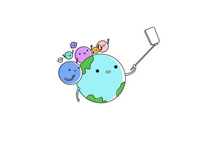 Planet Selfie