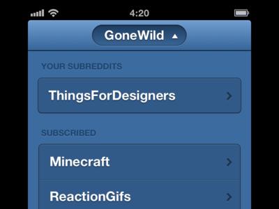 GoneWild