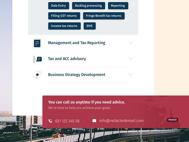 Management and Tax Reporting i hate taxes yellow white website auckland red accountant taxes