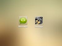 Launcher icons