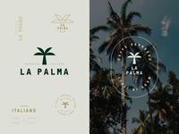 Branding for La Palma Espresso Italiano