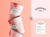 Branding for Sophia's Tea