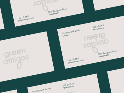 Branding for Green Amigos Plant Marketplace leaf tree plants organic nature flower plant monogram icon packaging emblem logo branding