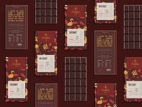 Chokkie Organic Chocolates Branding