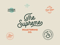 Branding for The Supreme Roastering Co.