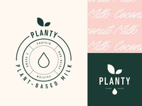 Logo design for Planty