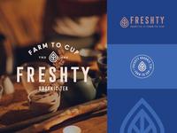 Branding for Freshty Organic Tea
