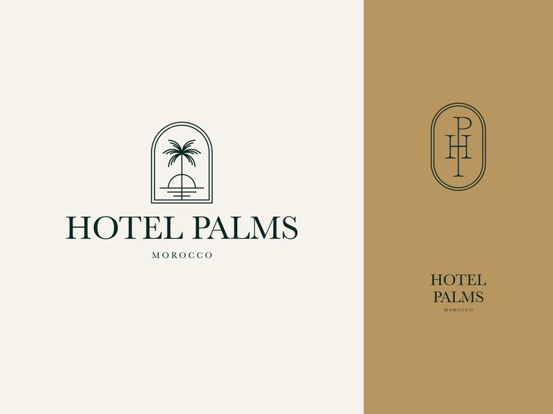 Branding for Hotel Palms