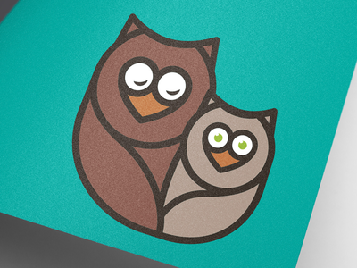 Prairie Ridge Elementary School hoot owl logo branding school early learning