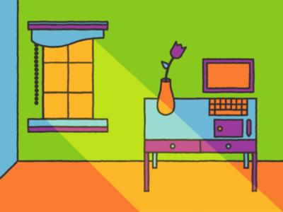 desk - wip #01
