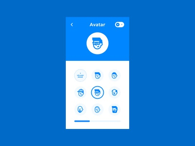 Daily UI #088 - Avatar