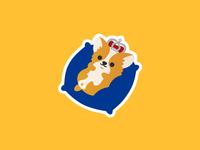 Royal Pupper!