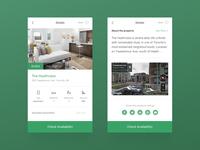 Rental Property Listing - Mobile