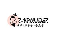 Z-Uploader | 庄子 chinese china face avatar logo