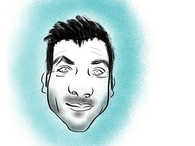 Sketch_1 digital brushes freehand sketch drawing