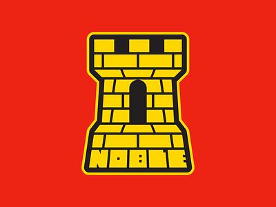 Noble design castle noble