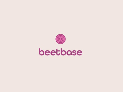 beetbase logo dailylogo logotype icon dailylogochallenge vector typography logo lettering illustrator brand identity illustration branding design