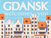 Old town poster lina leusenko hq