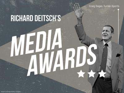 Media Awards 800x600 bebas geometric texture weathered typography craig sager awards media sports illustrated sports