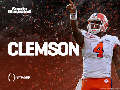 College Football Playoffs - Clemson