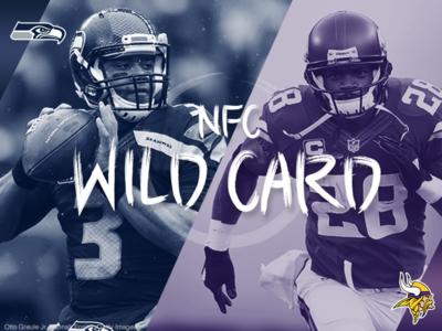 Seahawks vs. Vikings - Wild-Card Matchup