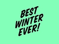 Best Winter Ever
