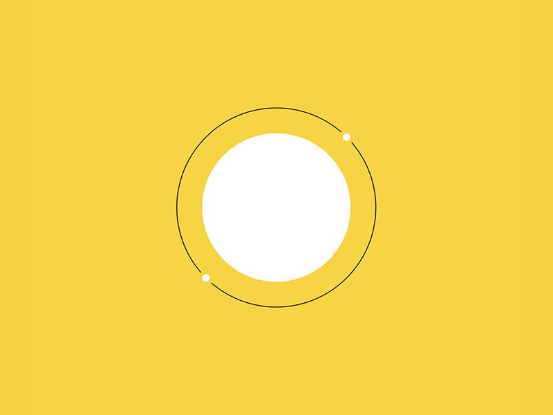 We Strongly Believe iconography user interface uxui ui ux flat design flat minimal white black icon yellow